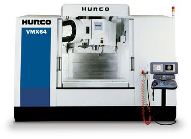 HURCO VMX64HT-WinMax
